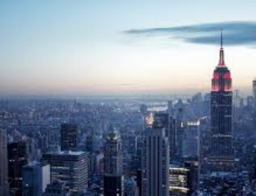 5 Reasons to head to NYC, and the M Forecasting Competition