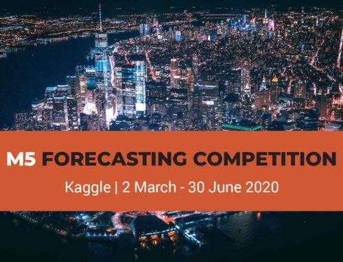 M5 Forecasting Competition: Last Chance to Sign Up