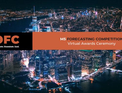 M5 Forecasting Competition Virtual Awards Ceremony